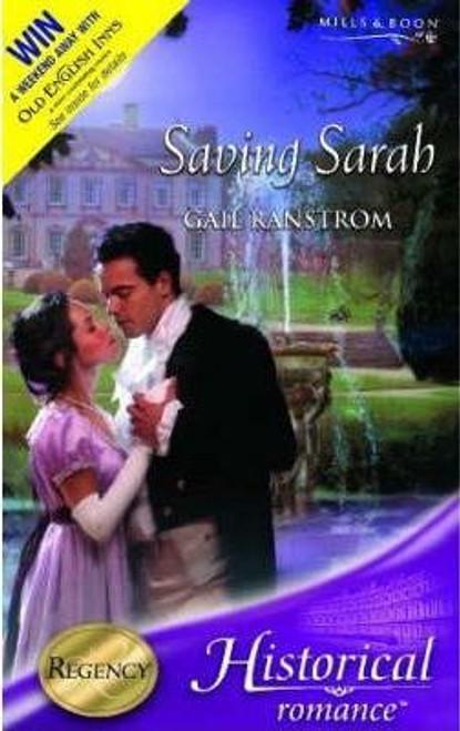 Mills & Boon / Historical / Saving Sarah