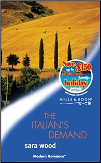 Mills & Boon / Modern / The Italian's Demand