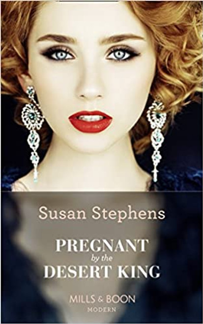 Mills & Boon / Modern / Pregnant By The Desert King