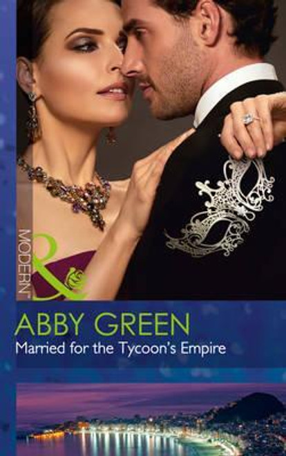 Mills & Boon / Modern / Married For The Tycoon's Empire