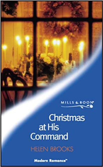 Mills & Boon / Modern / Christmas at His Command