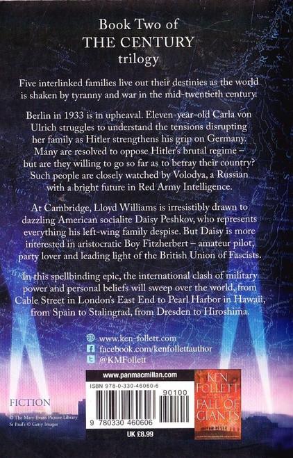 Follett, Ken / Winter of the World ( The Century Trilogy, Book 2 )