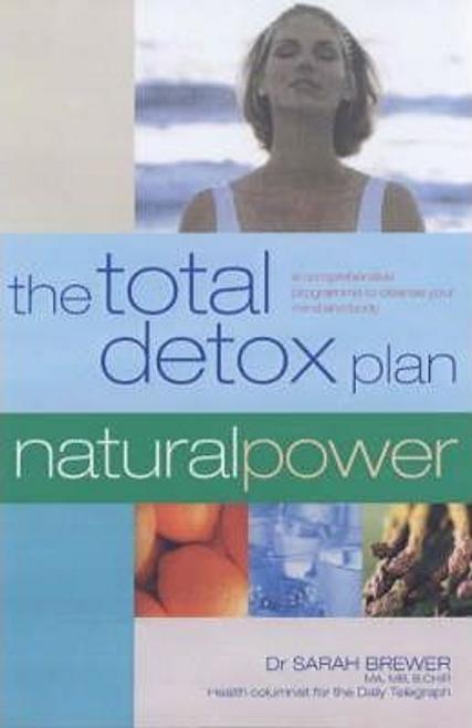 Brewer, Sarah / The Total Detox Plan