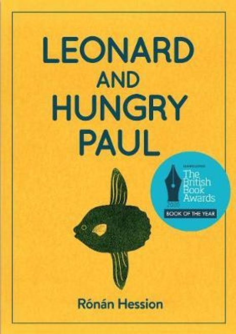 Hession, Ronan / Leonard and Hungry Paul