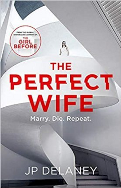 Delaney, J.P / The Perfect Wife