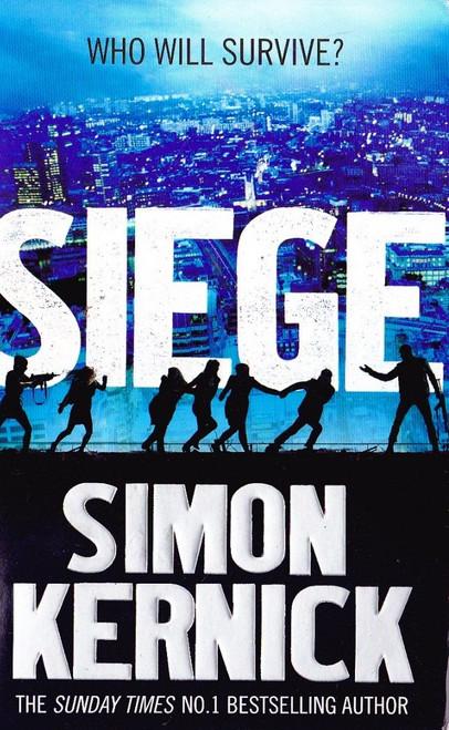 Kernick, Simon / Siege