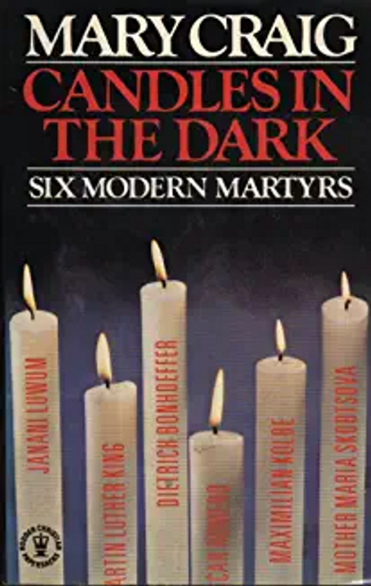 Craig, Mary / Candles in the Dark