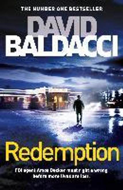 Baldacci, David / Redemption