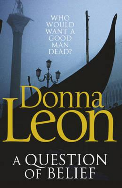 Leon, Donna / A Question of Belief