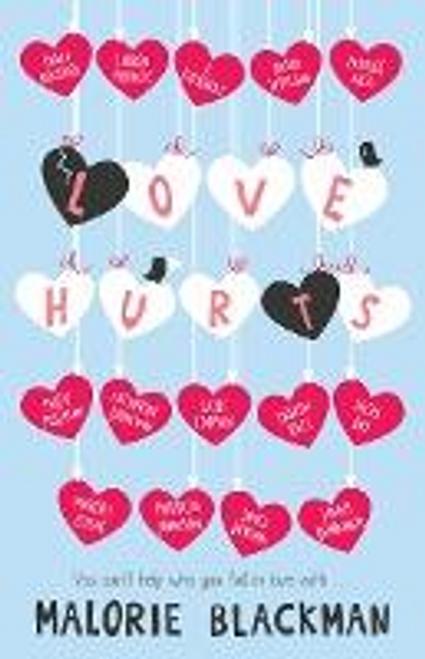Blackman, Malorie / Love Hurts