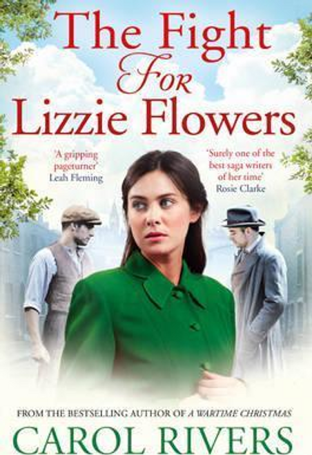 Rivers, Carol / The Fight for Lizzie Flowers