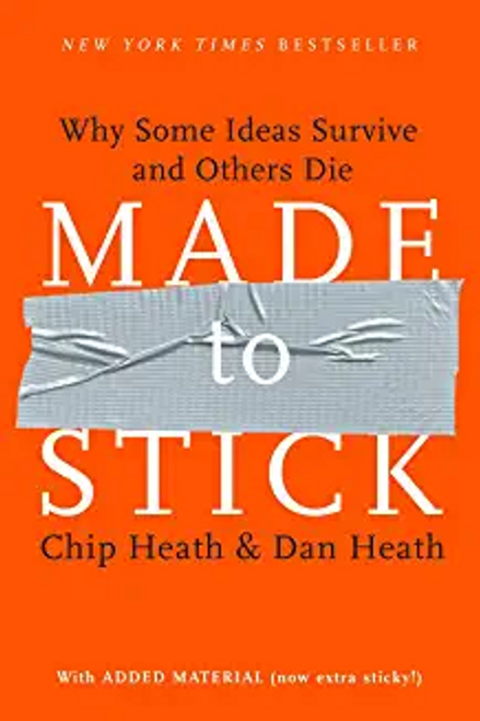 Heath, Chip / Made to Stick