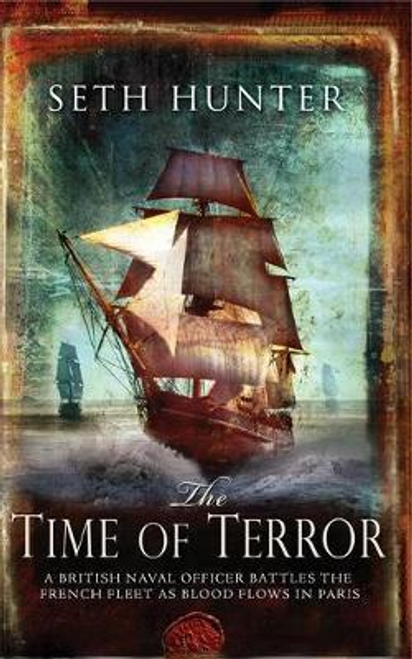 Hunter, Seth / The Time of Terror