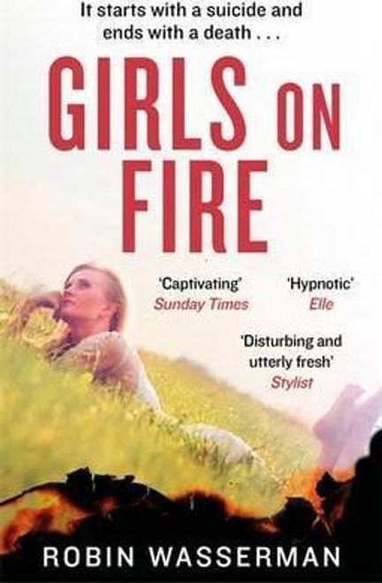 Wasserman, Robin / Girls on Fire