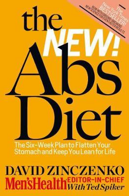 Zinczenko, David / The New Abs Diet