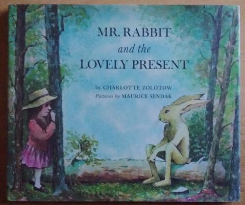 Zolotow, Charlotte & Sendak, Maurice - Mr Rabbit and the Lovely Present - HB - Illustrated Children's