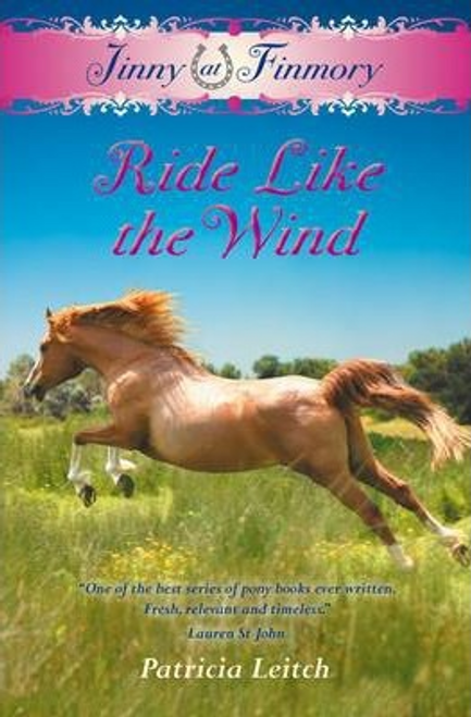 Leitch, Patricia / Jinny at Finmory - Ride Like the Wind