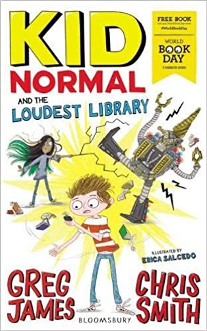 James, Greg / Kid Normal & Loudest Library