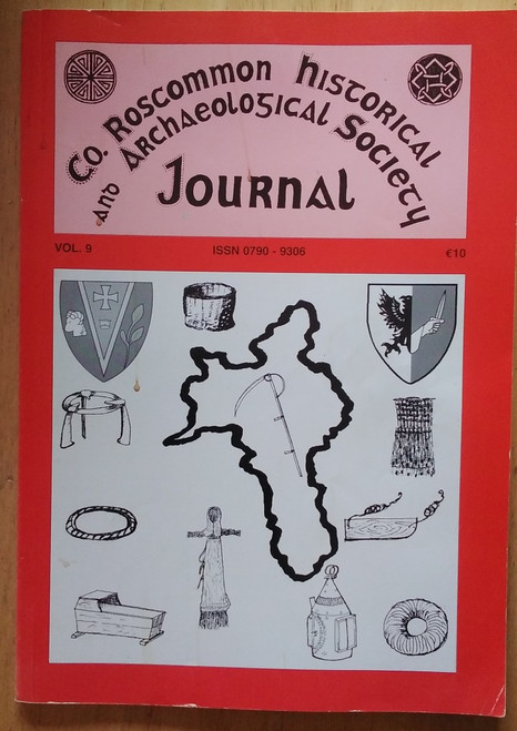 Copy of County Roscommon Historical and Archaeological Society Journal - 2003- Volume 9