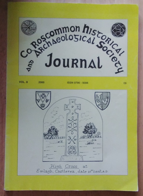 County Roscommon Historical and Archaeological Society Journal - 2000 - Volume 8