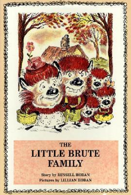 Hoban, Russell / The Little Brute Family