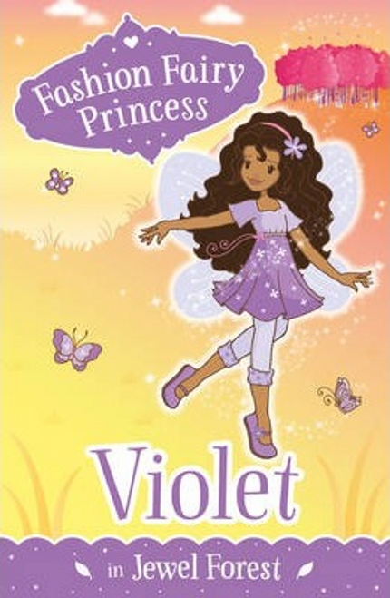 Collins, Poppy / Violet in Jewel Forest