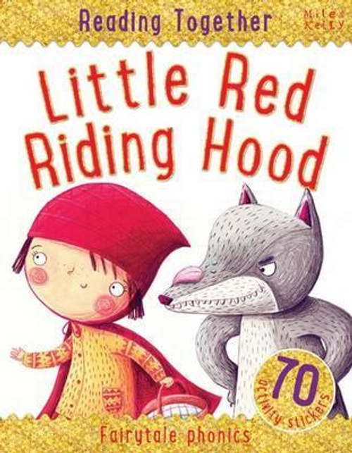 Together, Reading / Little Red Riding Hood (Children's Picture Book)