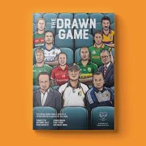 Quinn, Damien - The Drawn Game - An Illustrated look at the GAA - PB BRAND NEW - 2020