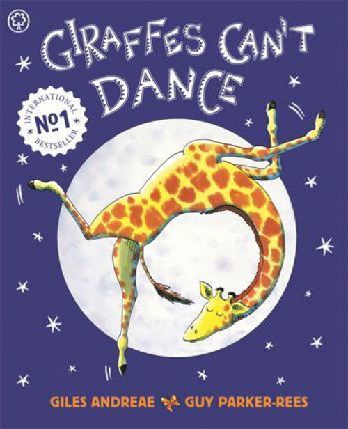 Andreae, Giles / Giraffes Can't Dance (Children's Picture Book)