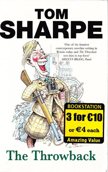 Sharpe, Tom / The Throwback