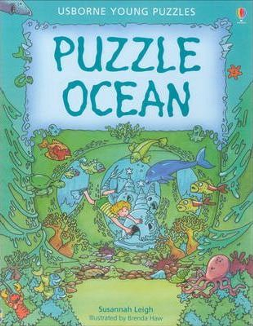 Leigh, Susannah / Puzzle Ocean (Children's Picture Book)
