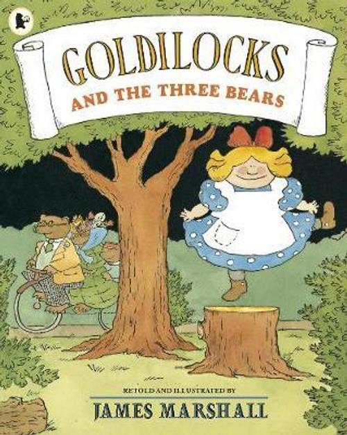 Marshall, James / Goldilocks and the Three Bears (Children's Picture Book)
