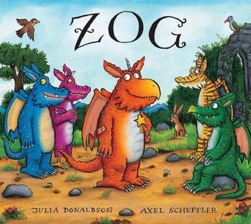Donaldson, Julia / Zog (Children's Picture Book)