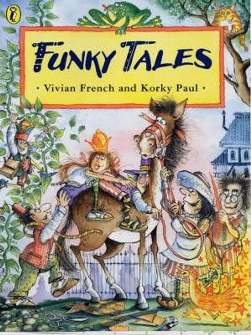 French, Vivian / Funky Tales (Children's Picture Book)