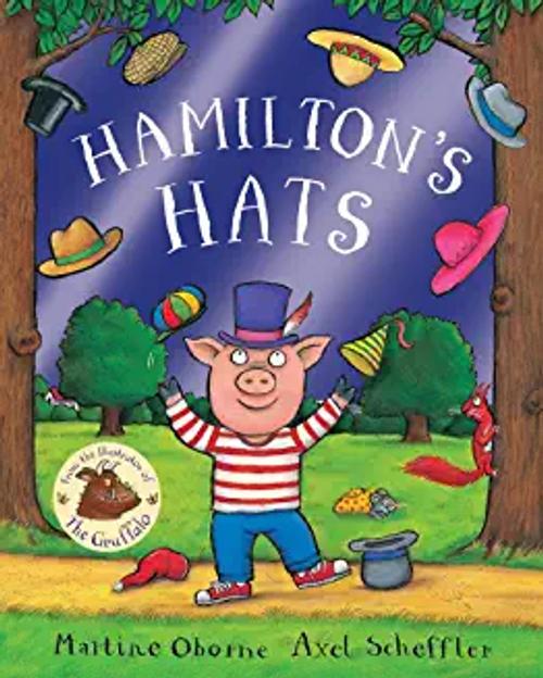Oborne, Martine / Hamilton's Hats (Children's Picture Book)