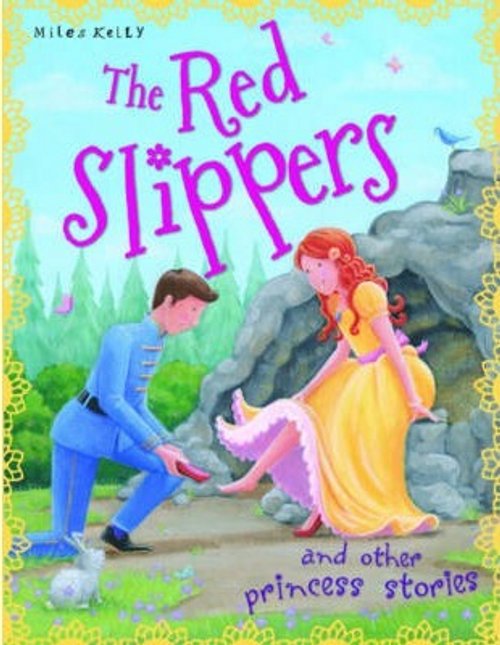 Miles, Kelly / The Red Slippers (Children's Picture Book)
