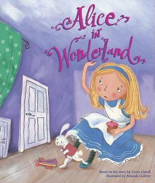 Carroll, Lewis / Alice in Wonderland (Children's Picture Book)