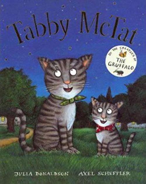 Donaldson, Julia / Tabby McTat (Children's Picture Book)