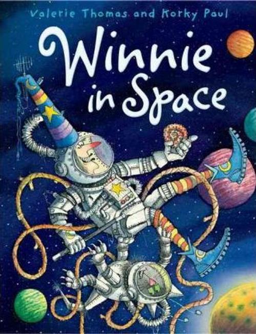 Thomas, Valerie / Winnie in Space (Children's Picture Book)