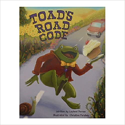 Perree, Leyland / Toad's Road Code (Children's Picture Book)