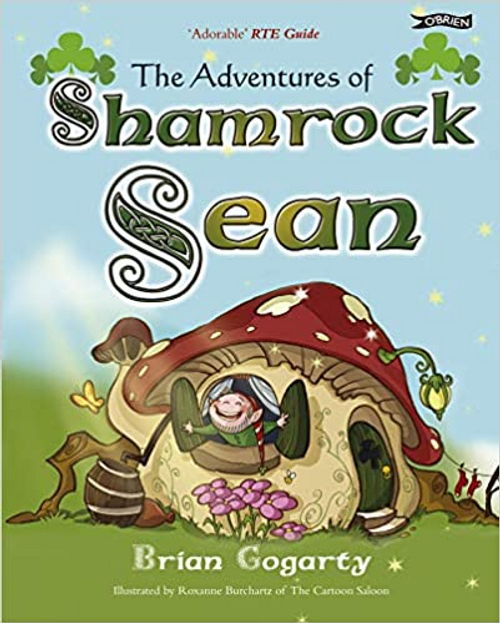Gogarty, Brian / The Adventures of Shamrock Sean (Children's Picture Book)