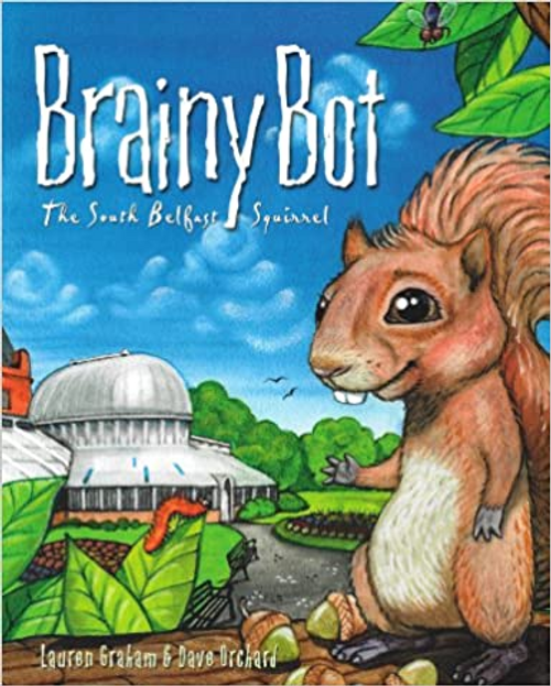 Graham, Lauren / Brainy Bot (Children's Picture Book)