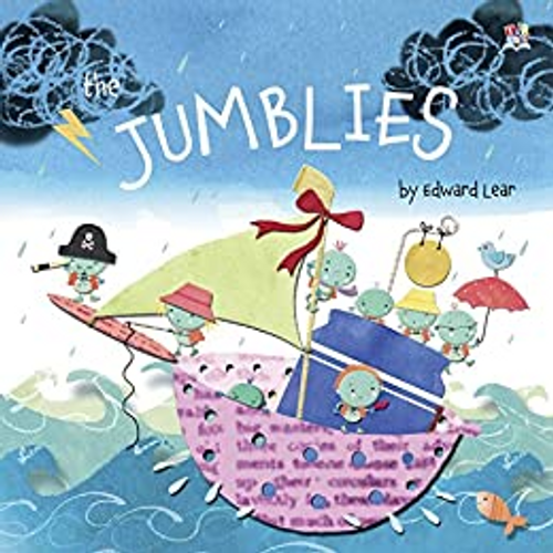 Lear, Edward / The Jumblies (Children's Picture Book)