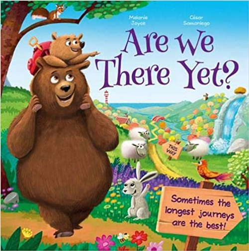 Joyce, Melanie / Are We There Yet (Children's Picture Book)