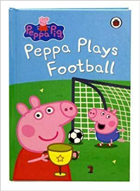 Peppa Pig: Peppa Plays Football (Children's Picture Book)