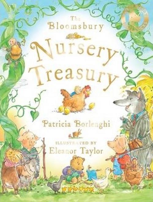 Borlenghi, Patricia / The Bloomsbury Nursery Treasury (Children's Picture Book)