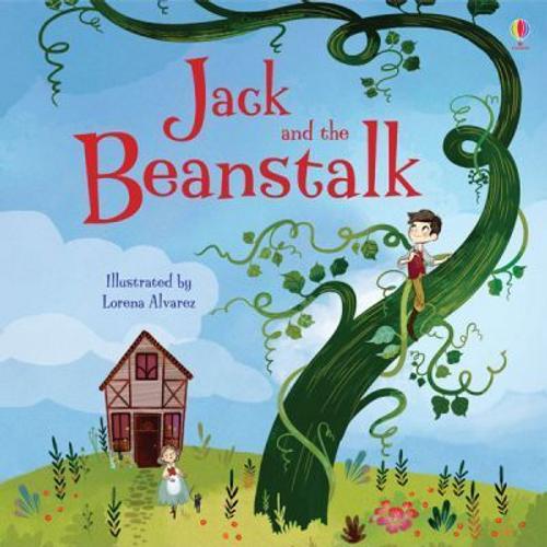 Alvarez, Lorena / Jack and the Beanstalk (Children's Picture Book)