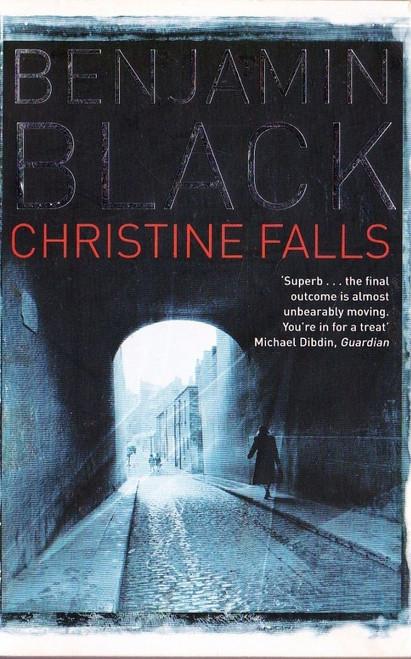 Black, Benjamin / Christine Falls