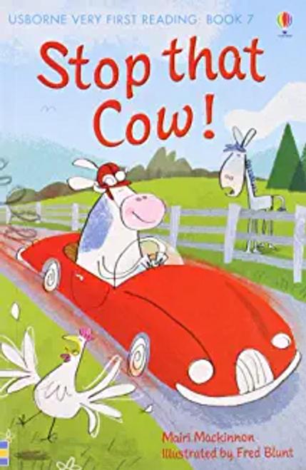 Mackinnon, Mairi / STOP THAT COW