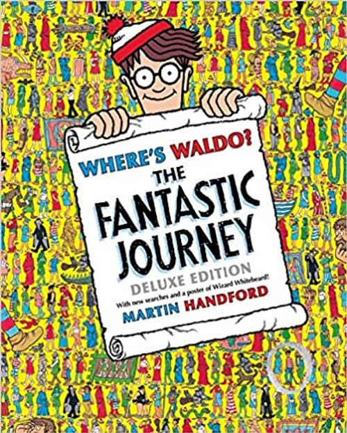 Handford, Martin / Where's Waldo? The Fantastic Journey